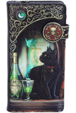 Lisa Parker Absinthe Embossed Purse | Angel Clothing