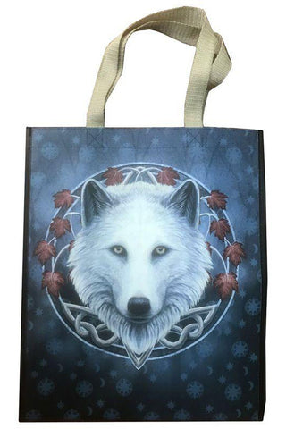 Lisa Parker Guardian of the Fall Shopping Bag | Angel Clothing