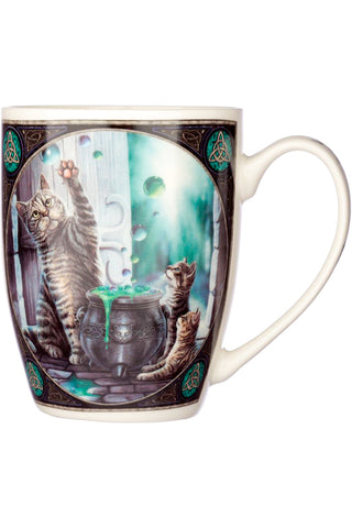 Lisa Parker Hubble Bubble Cat and Kittens Mug | Angel Clothing