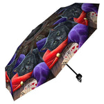 Lisa Parker Jester Umbrella Telescopic | Angel Clothing