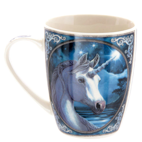 Lisa Parker Licensed Unicorn New Bone China Mug - Angel Clothing
