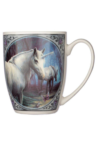 Lisa Parker The Journey Home Unicorn Mug | Angel Clothing