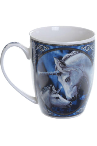 Lisa Parker The Sacred Love Unicorn Mug | Angel Clothing