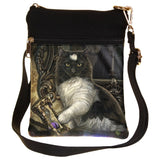 Lisa Parker Times Up Shoulder Bag | Angel Clothing
