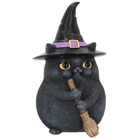 Lucky Black Cat 12cm | Angel Clothing