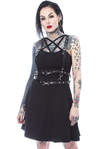 Heartless Lunar Dress | Angel Clothing