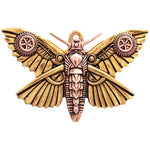 Anne Stokes Magradores Moth Pendant Steampunk Engineerium | Angel Clothing