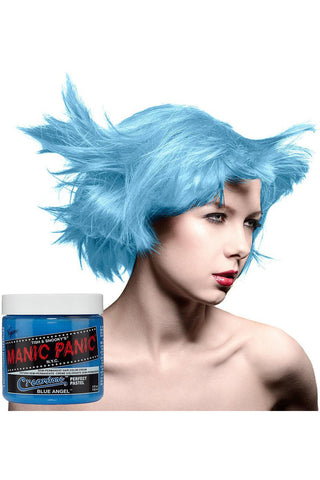 Manic Panic Creamtones Blue Angel Hair Dye | Angel Clothing