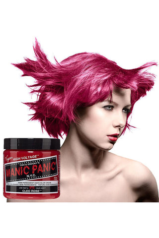 Manic Panic Cleo Rose Hair Dye | Angel Clothing