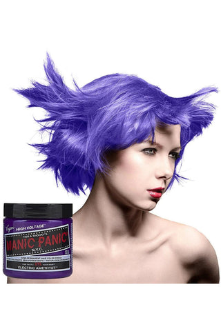 Manic Panic Electric Amethyst Hair Dye | Angel Clothing