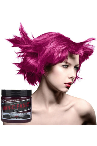 Manic Panic Fuschia Shock Hair Dye | Angel Clothing
