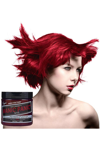 Manic Panic Infra Red Hair Dye | Angel Clothing
