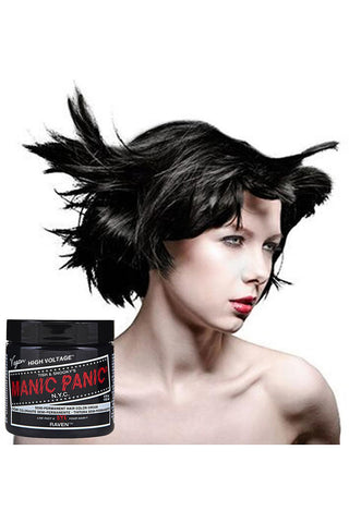Manic Panic Raven Hair Dye | Angel Clothing