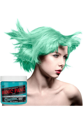 Manic Panic Creamtones Sea Nymph Hair Dye | Angel Clothing
