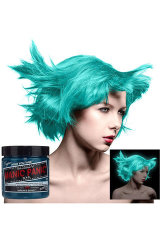Manic Panic Sirens Song Hair Dye | Angel Clothing