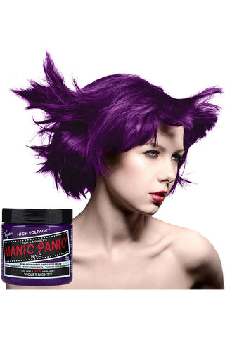 Manic Panic Violet Night Hair Dye | Angel Clothing