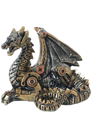 Mechanical Hatchling Steampunk Dragon 11cm | Angel Clothing