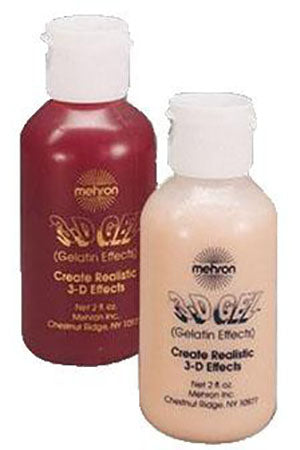 Mehron 3-D Gel | Angel Clothing