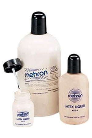 Mehron Liquid Latex 4.5oz | Angel Clothing