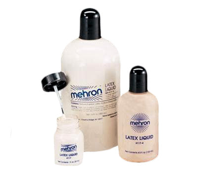 Mehron Liquid Latex 9oz | Angel Clothing
