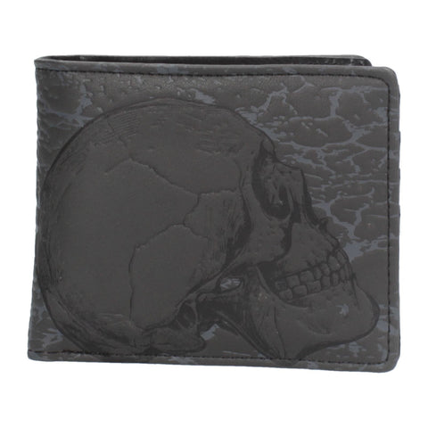 Memento Mori Skull Wallet - Angel Clothing