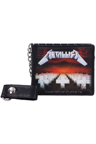 Metallica Master of Puppets Wallet