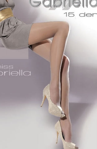 Gabriella Miss Gabriella Tights Classic 15 | Angel Clothing
