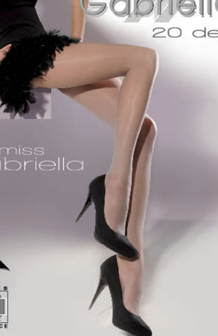 Gabriella Classic Miss Gabriella 20 Tights | Angel Clothing