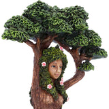 PRE-ORDER Mother Nature Tree Spirit Figurine | Angel Clothing