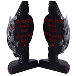 Motorhead Ace of Spades Bookends | Angel Clothing