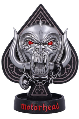 PRE-ORDER Motorhead Warpig Backflow Incense Burner