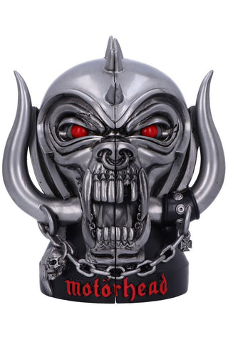 PRE-ORDER Motorhead Warpig Bookends | Angel Clothing