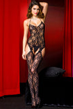 Music Legs Bodystocking 1343 | Angel Clothing