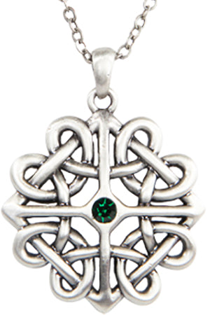 Mystica Celtic Flower Necklace