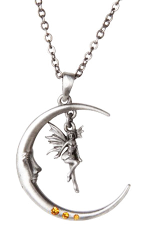 Mystica Luna Fairy Necklace