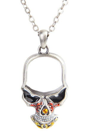 Mystica Skull Necklace