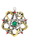 Mythic Celts Sulis Minerva Pendant | Angel Clothing