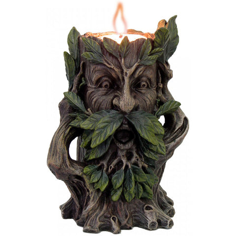 Wildwood Tealight Holder 12cm | Angel Clothing