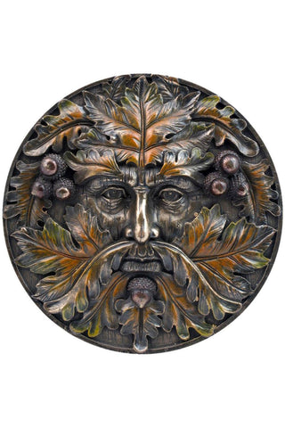 Autumn Equinox Tree Spirits Wall Plaque | Angel Clothing
