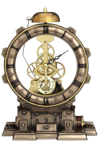 Steampunk Time Machine Clock | Angel Clothing