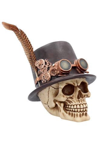 The Aristocrat Steampunk Skull | Angel Clothing