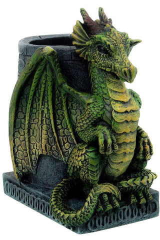 Wyrm Dragon Pen Holder | Angel Clothing