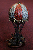 Balloonist Dirigible Steampunk Figurine | Angel Clothing
