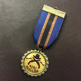 Nerf Duellist Steampunk Medal | Angel Clothing