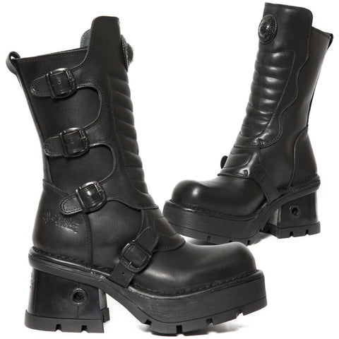 New Rock Wild M8 Boots M.373QX-S1 | Angel Clothing
