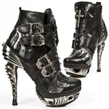 New Rock M.MAG005 S1 Boots | Angel Clothing