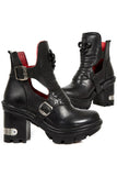 New Rock Fleur De Lys Neotyre Shoes M.NEOTYRE66-S1 | Angel Clothing