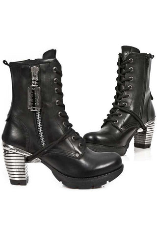 New Rock Tacon Trail Ankle Boots M.TR028-S1 | Angel Clothing