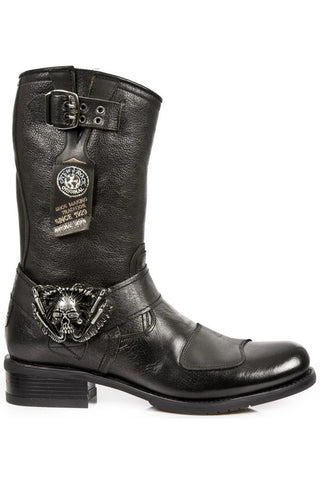 New Rock Biker Boots M.GY07-S10 | Angel Clothing