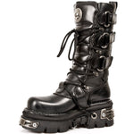 New Rock Boots Velcro 474 | Angel Clothing